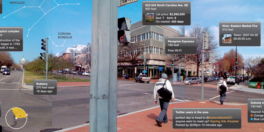 Augmented reality promises to transform the way we interact with our surroundings