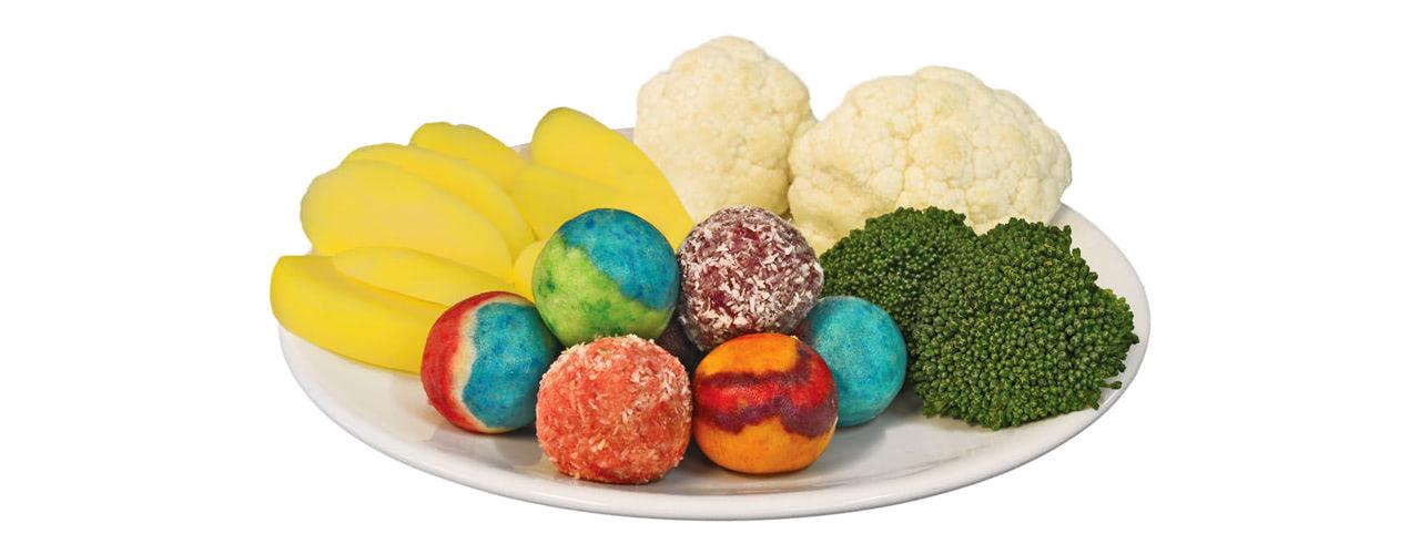 Your Future Dish: Potatoes, Vegetables and Magic Meatballs?