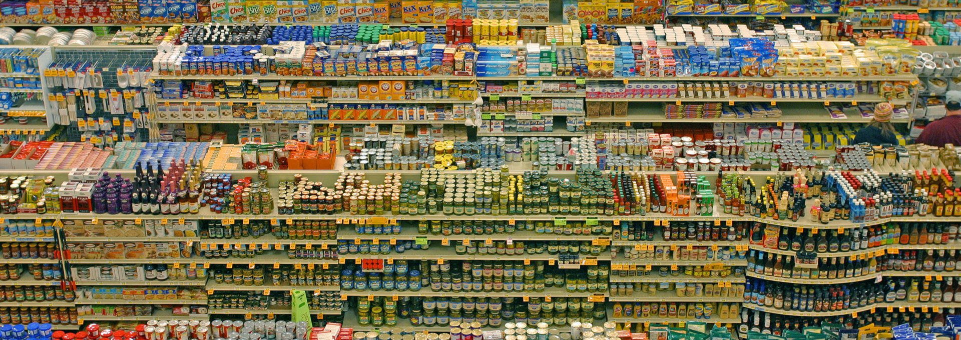 Biodiversity in the Supermarket