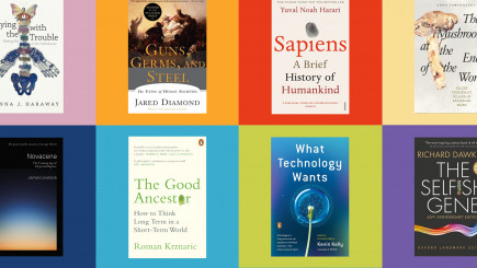 Visual of Next Nature reading list