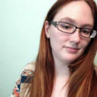Visual of Megan Ray Nichols