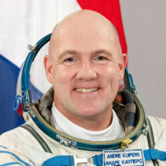Visual of André Kuipers
