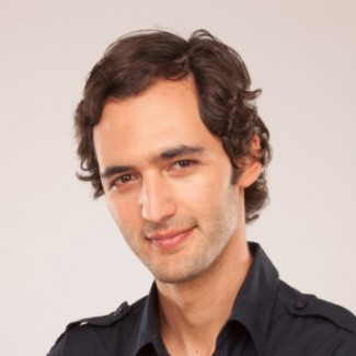 Visual of Jason Silva
