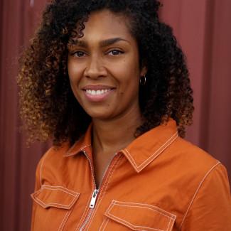 Visual of Rachel Owusu