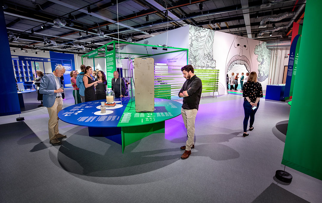 Visual of Future Food Expo