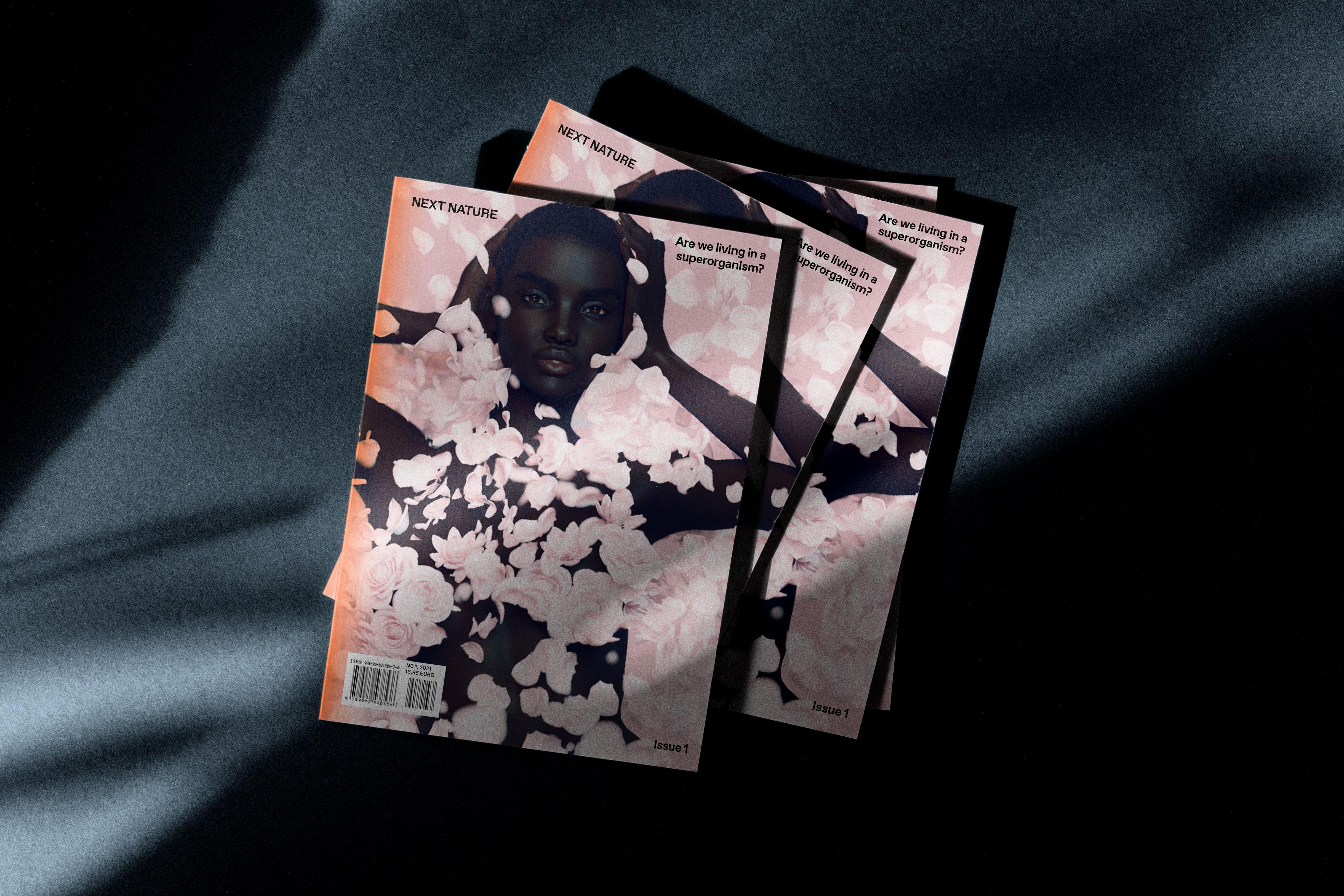 Visual of Next Nature Magazine