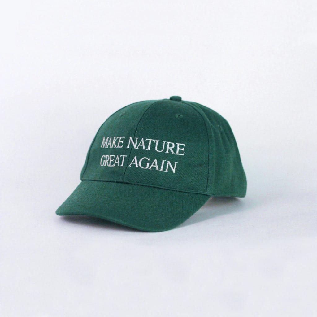Visual of Make Nature Great Again Cap